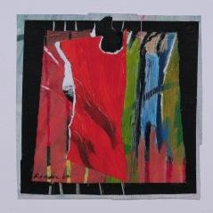 Stilleven met hemd 2003 13x13 G Pieter van Maren 2007